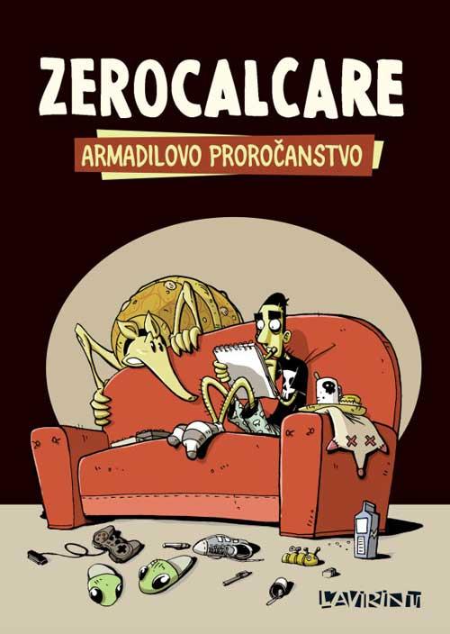 Zerocalcare – najbolji italijanski strip! | Armadilovo proročanstvo | Kritika Pavle Zelić