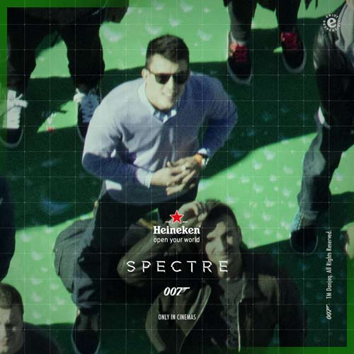 Spyfie: Heineken snimio prvi selfi iz svemira! | Pobednik konkursa Marko Djuric