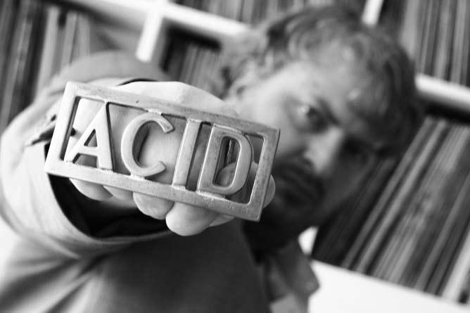 Andreas Gehm: Prva velika acid techno žurka u novoj klupskoj sezoni!   Klub Drugstore   Beograd 2015