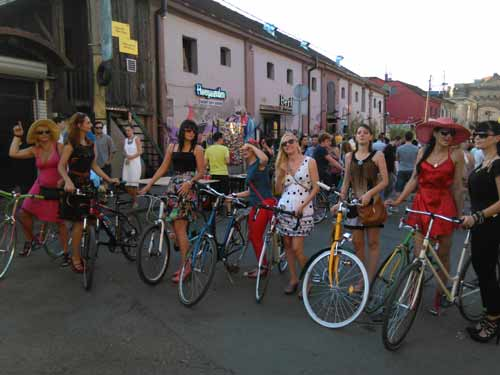Vožnja bicikla u Beogradu: Košava u kosi, pedale u krevetu