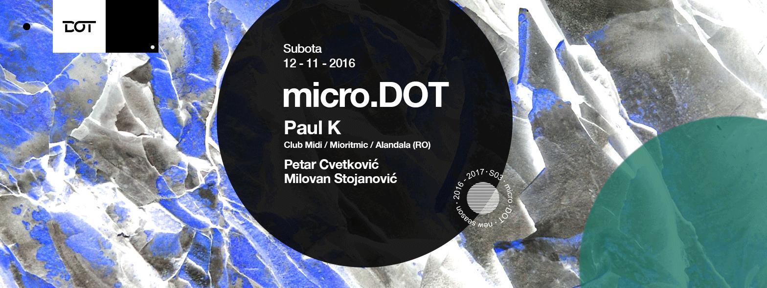 micro.DOT - Paul K