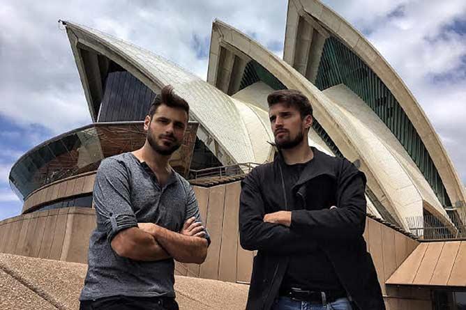 2CELLOS | Sidnej | Australija