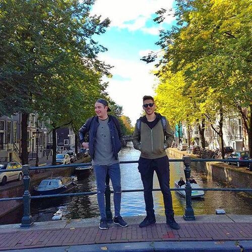 Divolly & Markward u Amsterdamu