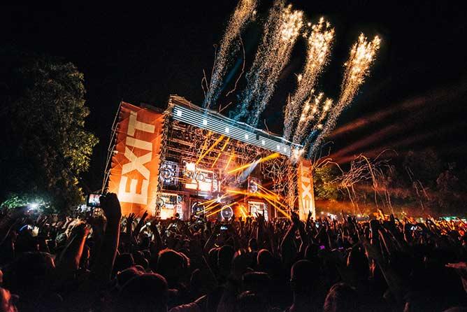 Osmu godinu uzastopno, EXIT je izglasan među 10 najboljih festivala Evrope!