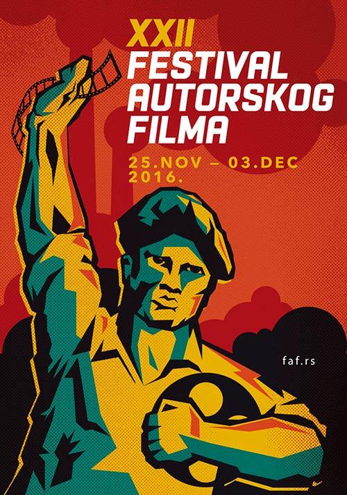 Festival autorskog filma 2016