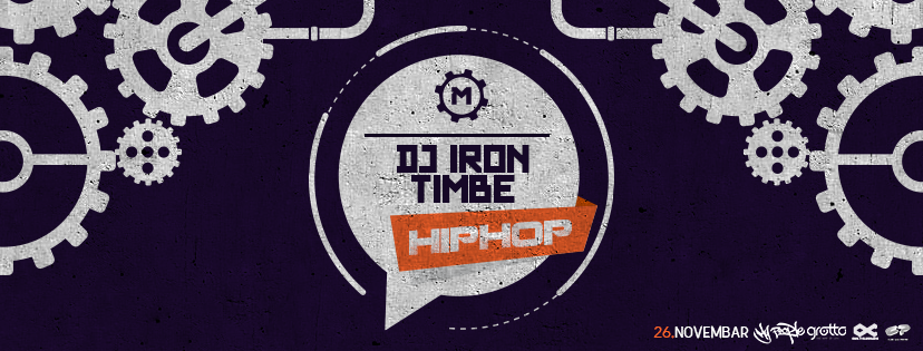 DJ Iron i Timbe