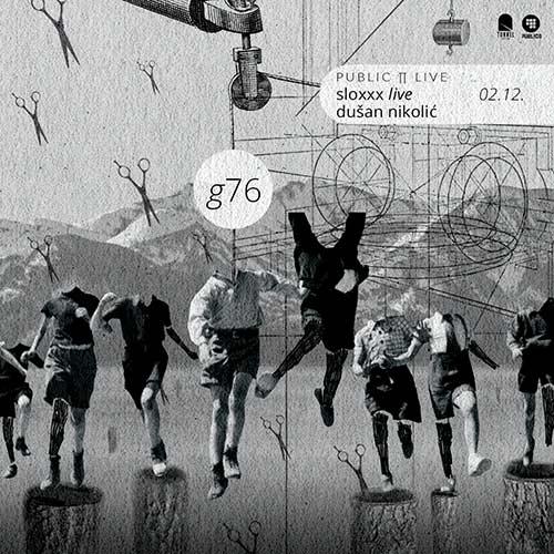 Prvi rođendan novosadskog kluba Tunnel uz G76