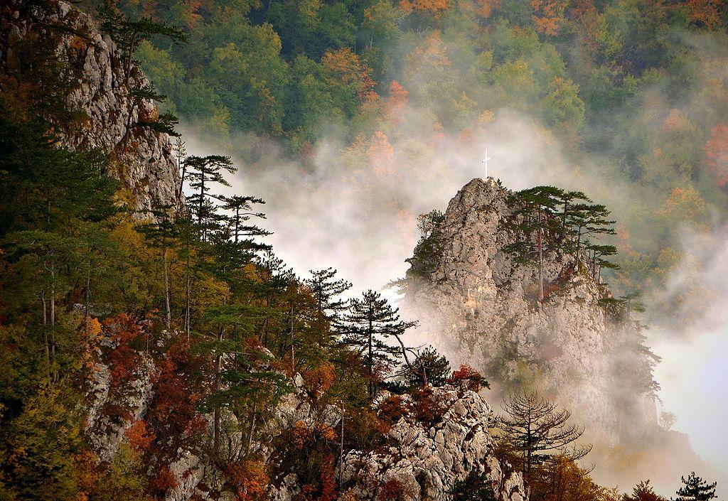 Kanjon Rače / Foto: Vladimir Mijailović