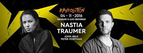 Raveolution: Nastia i Traumer