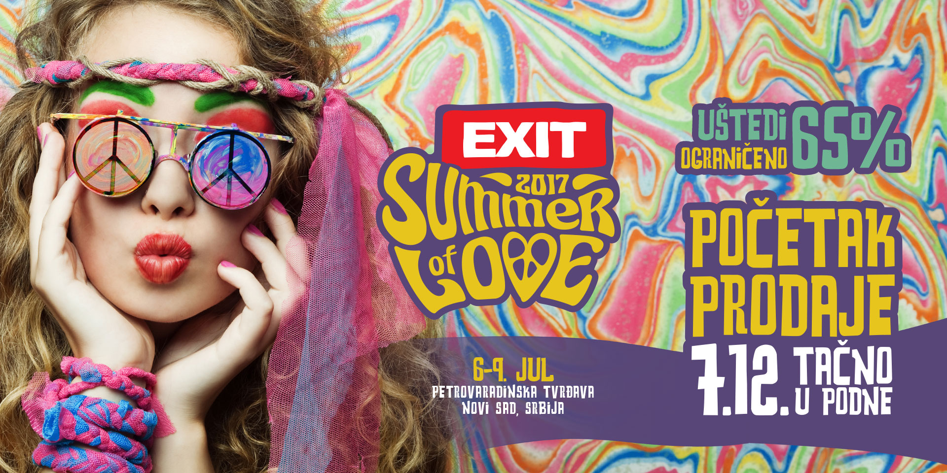 Exit 2017: Leto ljubavi 1976