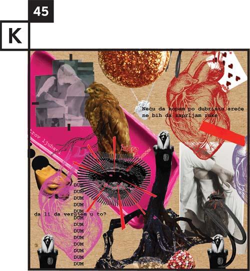 EKV Reload u KONCEPTU 45: Kolekcija grafika umetnika Vuka Vidora