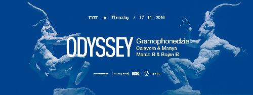 Odyssey u DOT- u