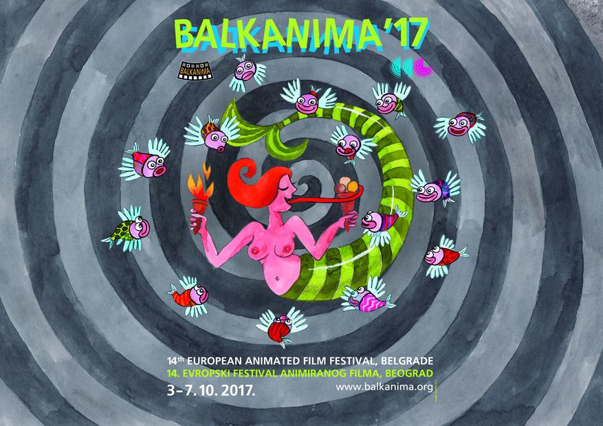 Balkanima 2017, Dizajn Rastko Ciric