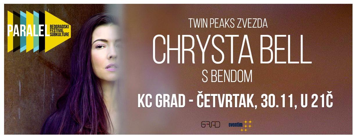 Twin Peaks, Chysta Bell