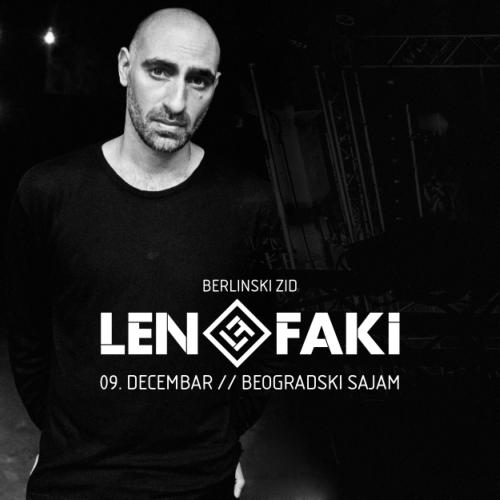 Len Faki, Beograd 2017