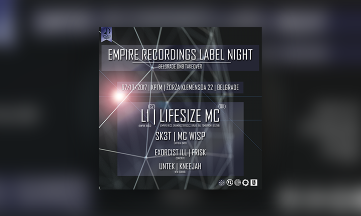 Empire Recordings, KPTM