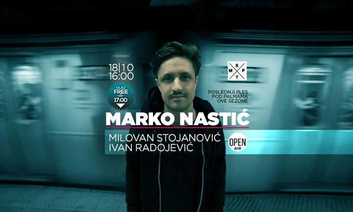 Marko Nastic @ KPTM