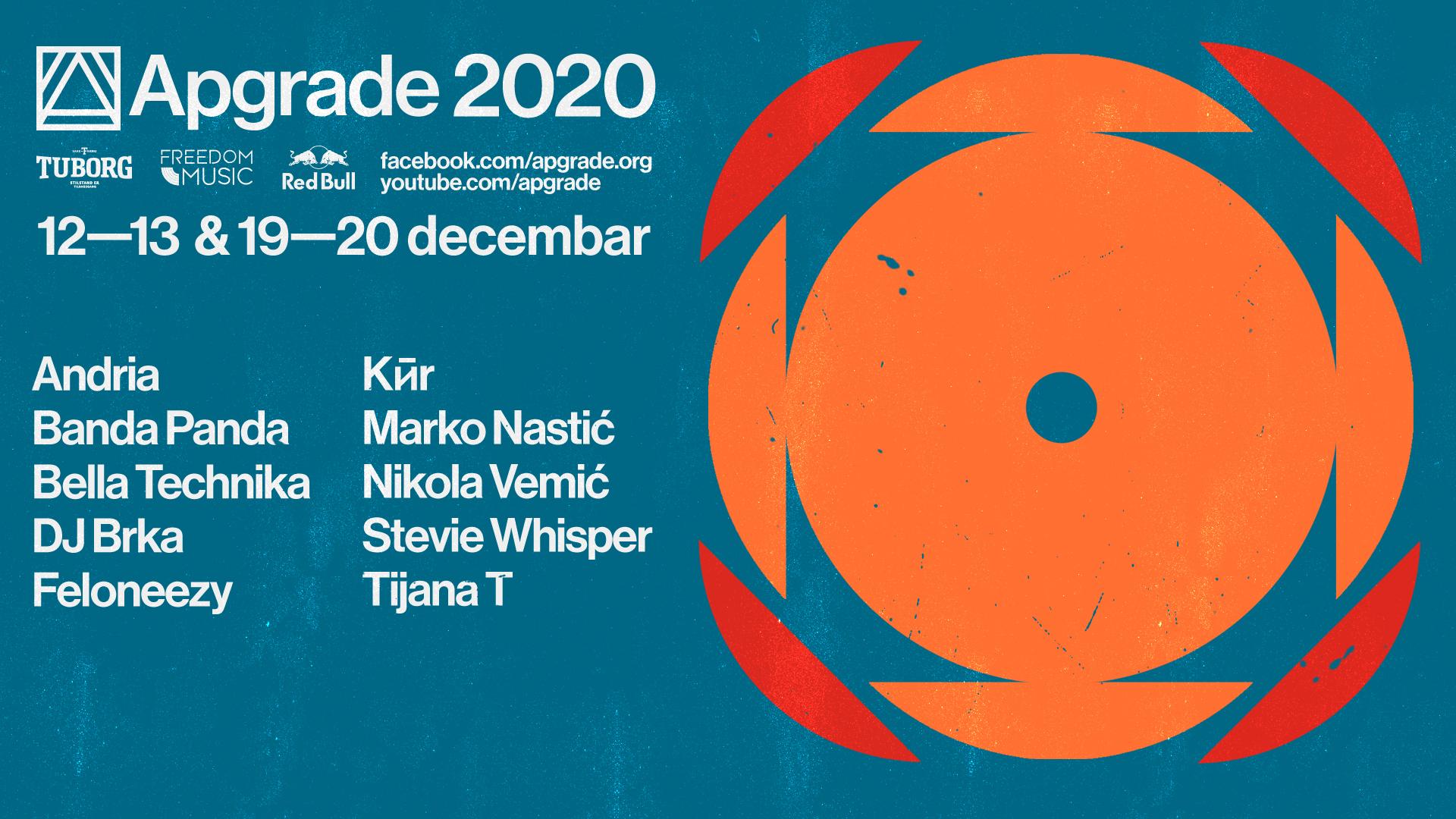 Apgrade 2020 Online