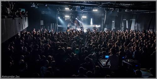 Neredi u Beogradu! Beogradski koncert grupe Ritma Nereda | Photo by Aleksandar Zec