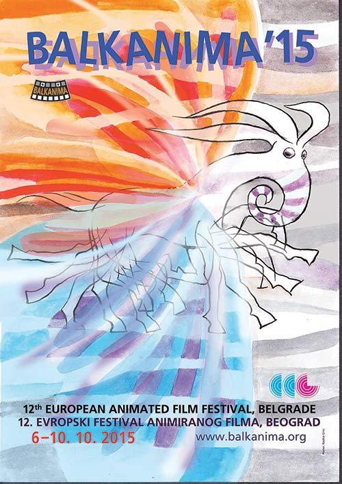 BALKANIMA 2015: Počinje 12. Evropski festival animiranog filma u Beogradu!
