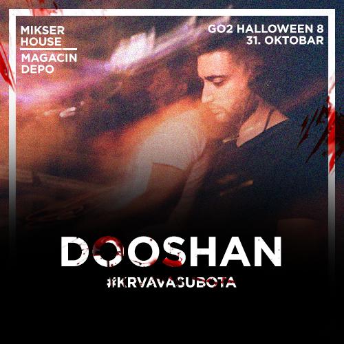 Go2 Halloween 8 | Krvava subota | Dooshan