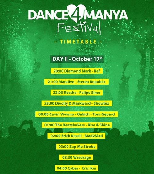 Dance4Manya: Počinje veliki humanitarni Festival! | Belexpo centar | Beograd | 16. i 17. oktobar 2015