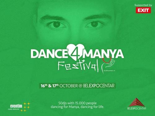 Dance4Manya: Exit festival javno potvrđuje nastup Cavalera & Manya na Exit Dance Areni!