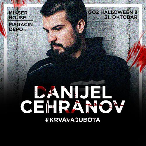 Go2 Halloween 8 | Krvava subota | Danijel Čehranov