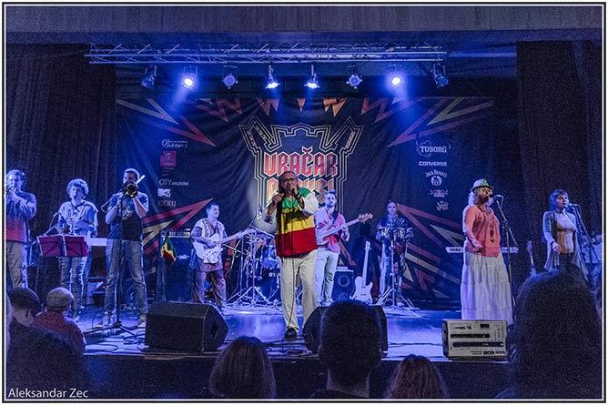 Del Arno Band | Photo by Aleksandar Zec