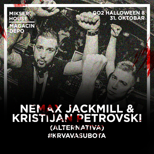 Go2 Halloween 8 | Krvava subota | Alternativa