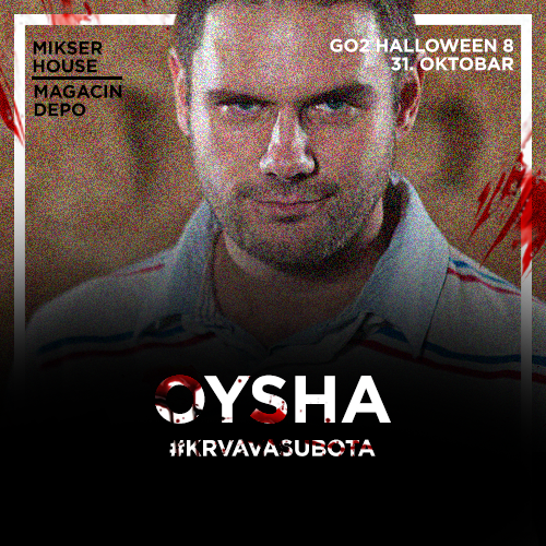 Go2 Halloween 8 | Krvava subota | Oysha