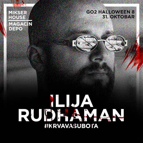 Go2 Halloween 8 | Krvava subota | Ilija Rudhaman