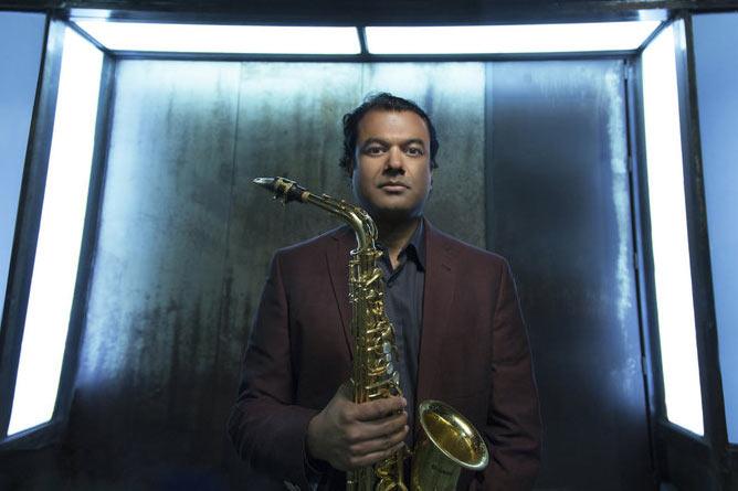 Rudreš Mahantapa: Petostruki uzastopni pobednik za alt saksofonistu godine! | Beogradski Jazz Festival 2015