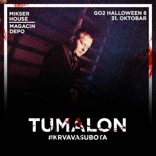 Go2 Halloween 8 | Krvava subota | Tumalon
