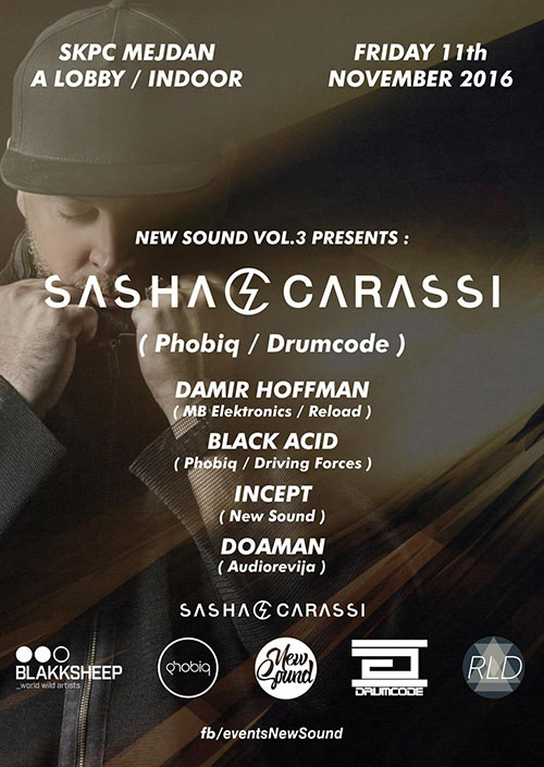 New Sound Vol. 3 - Sasha Carassi
