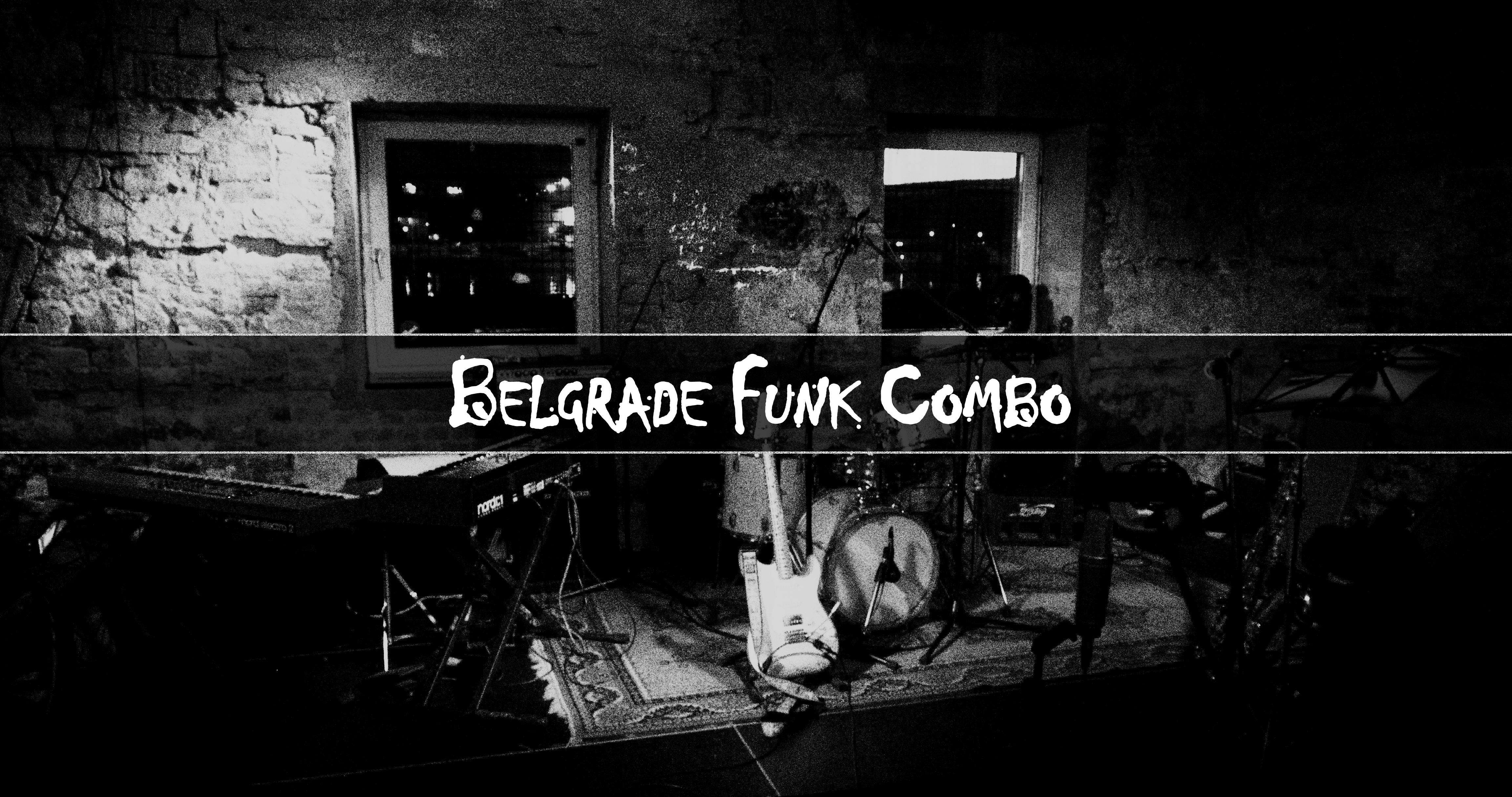 Belgrade Funk Combo Live