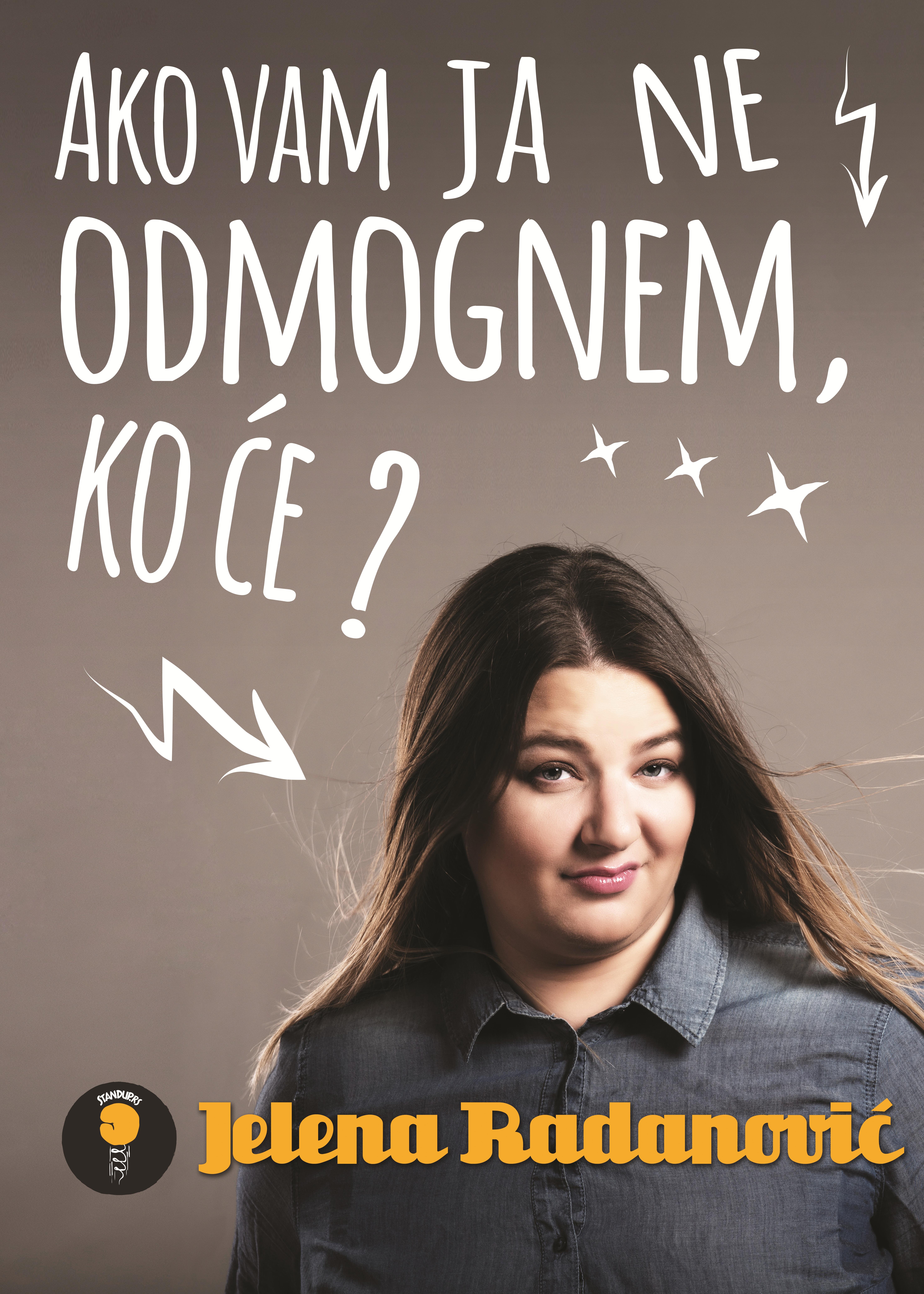Jelena Radanović - Ako vam ja ne pomognem, ko će