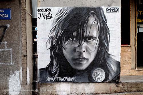 Grafit - Srđan Todorović