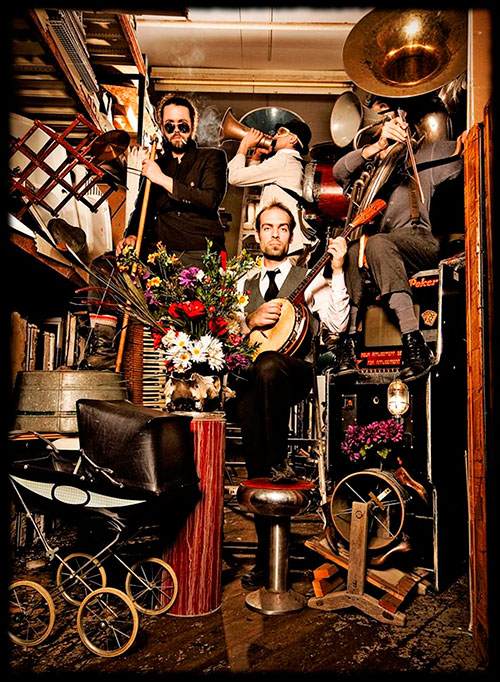 L'orchestre d'hommes