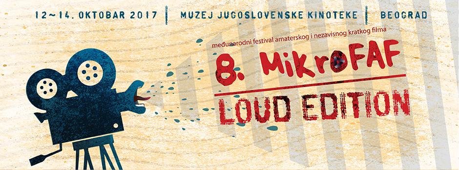 MikroFAF, Jugoslovenska kinoteka 2017