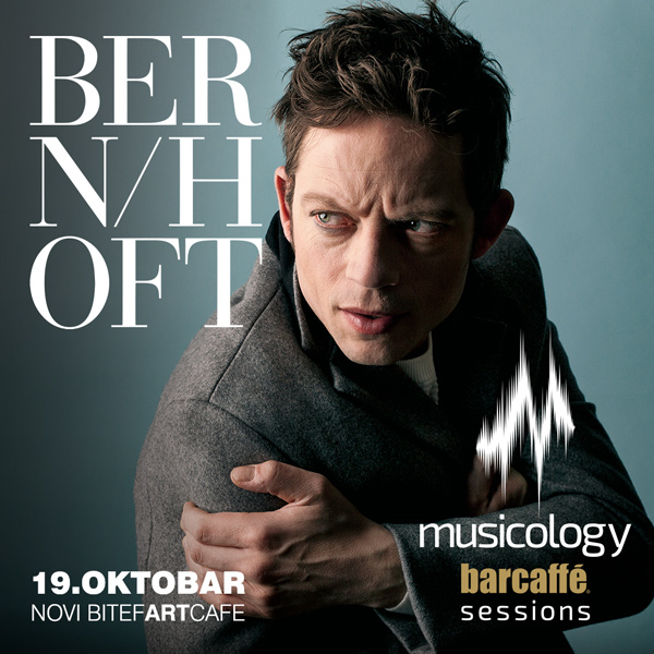 Musicology  Barcaffe Sessions, Bernhoft
