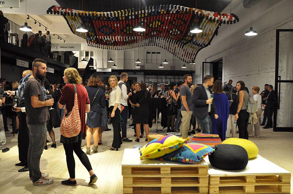 Mikser House Sarajevo: Otvoren je regionalni centar urbane kulture u Sarajevu