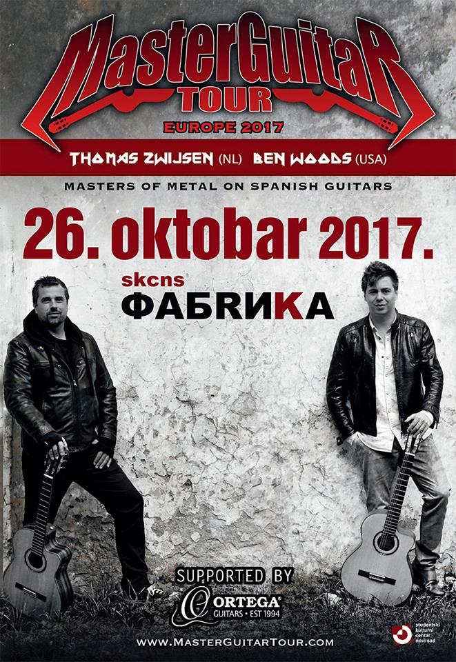 Master Guitar Novi Sad Fabrika
