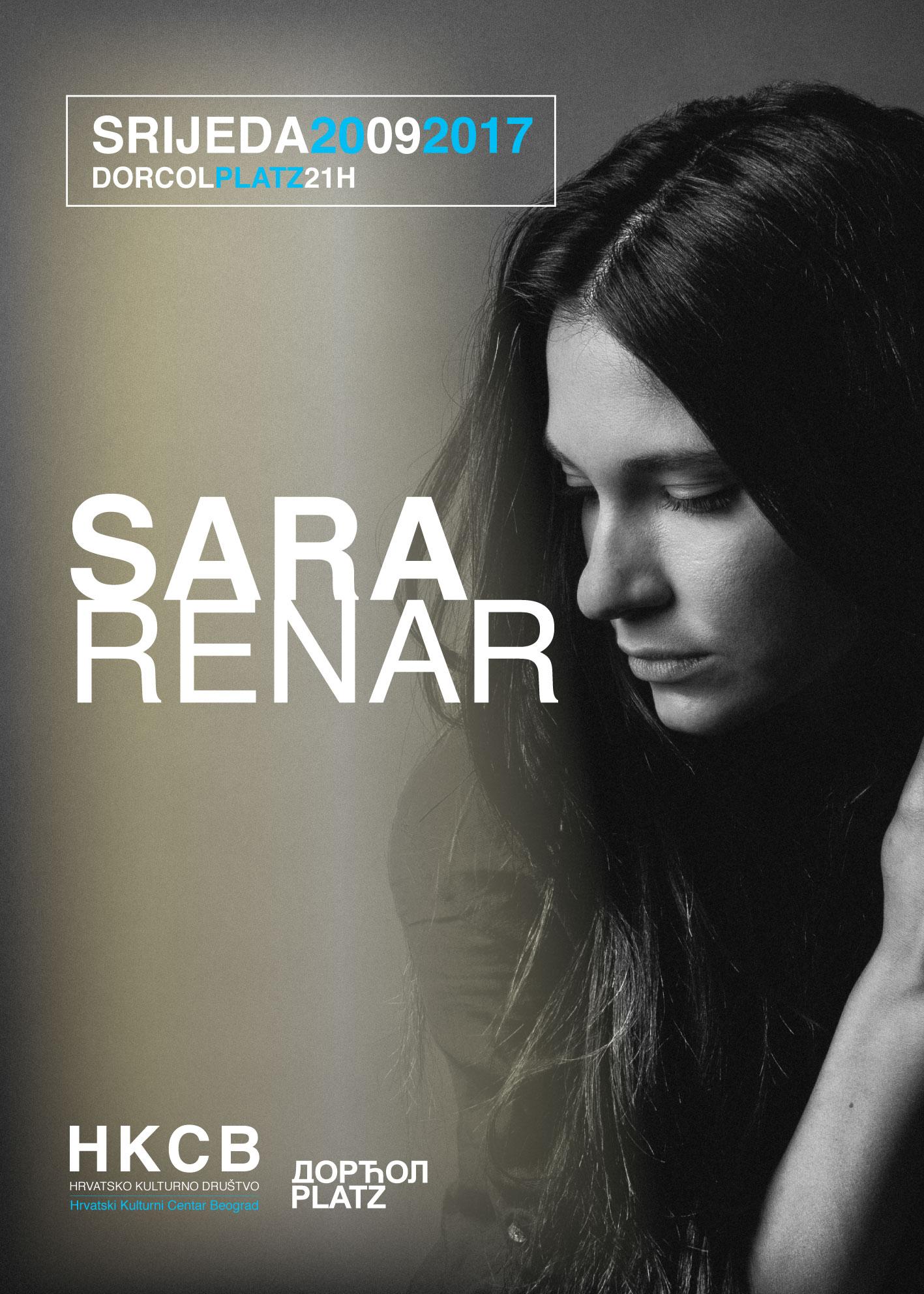Sara Renar,  DorcolPlatz