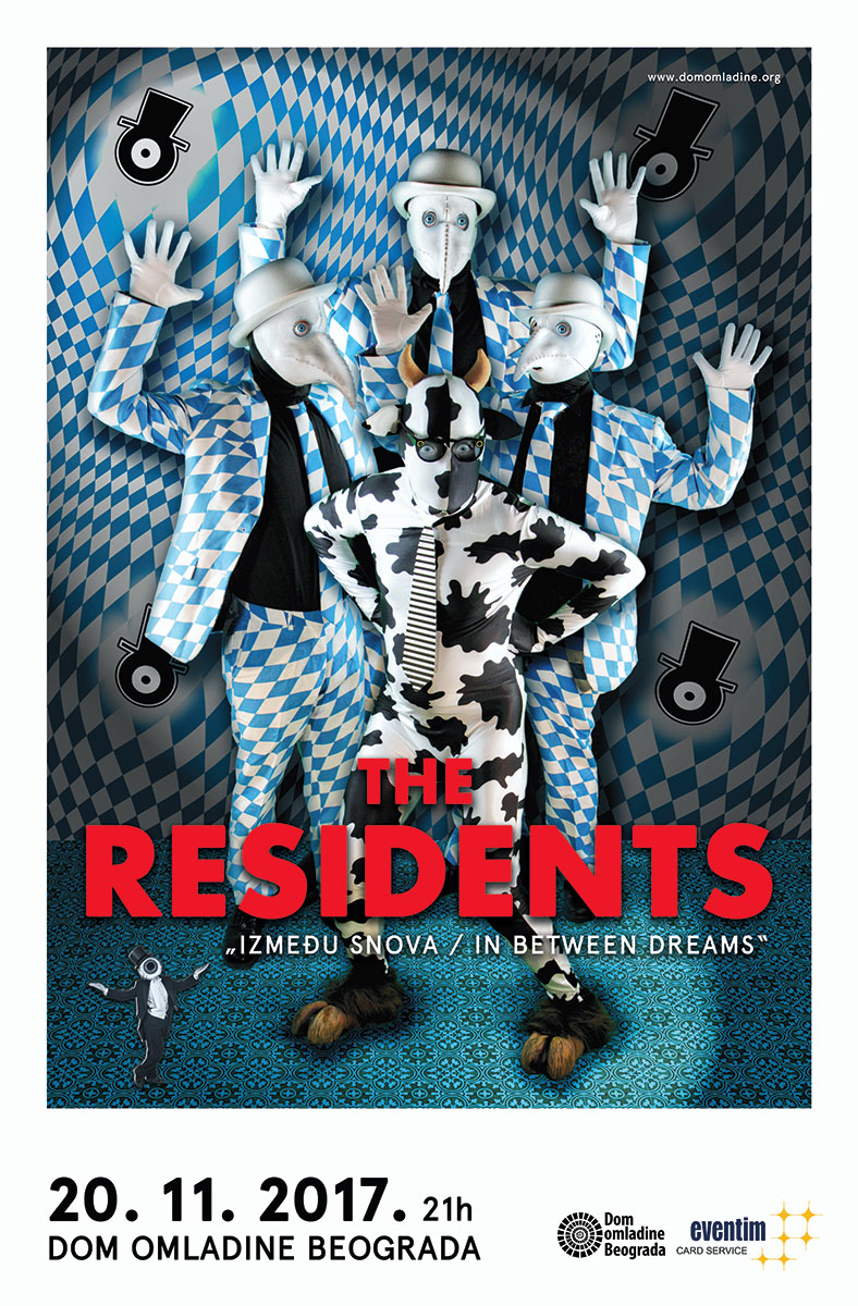The Residents Dom omladine Beograd