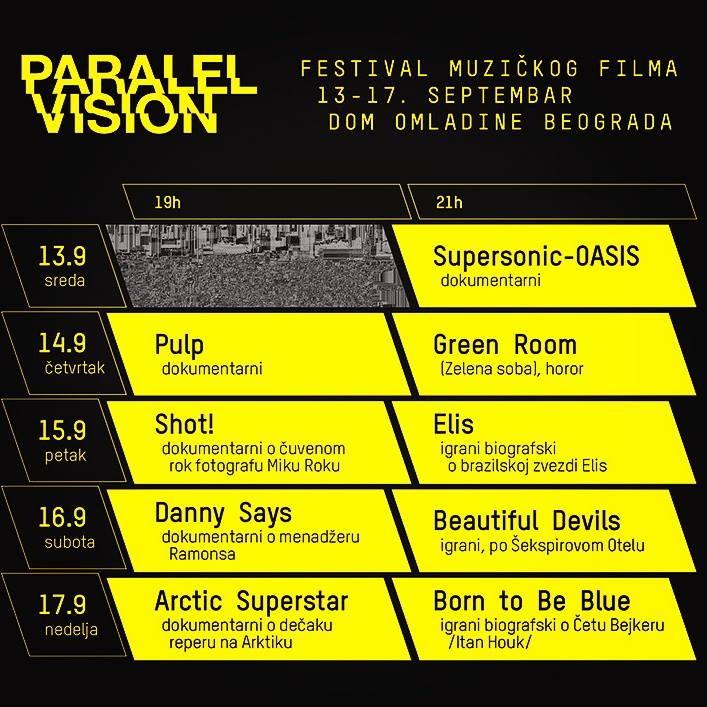 Paralel vision 2017 program