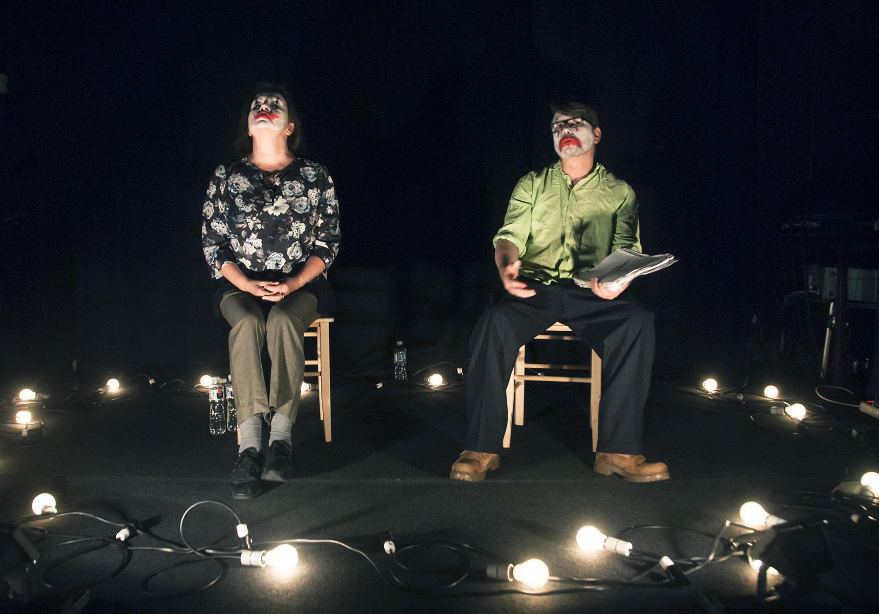 Predstava Quizoola, Foto: Sonja Zugic