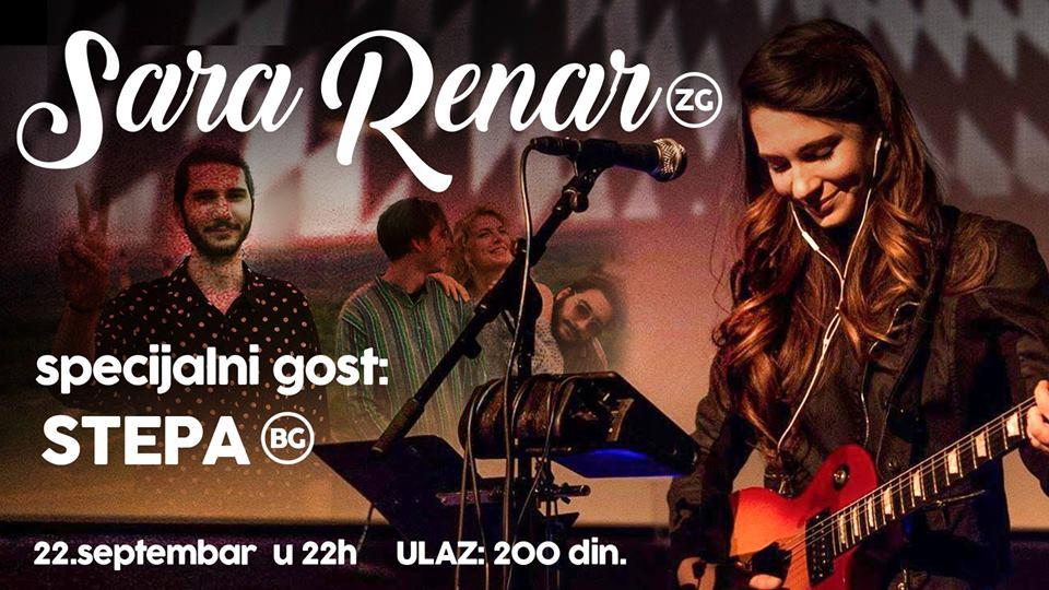 Sara Renar, Stepa