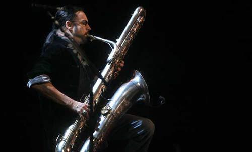ALTO REED: Čuveni saksofonista iz Detroita specijalni gost Texas Flood-a! | Mikser House 2015