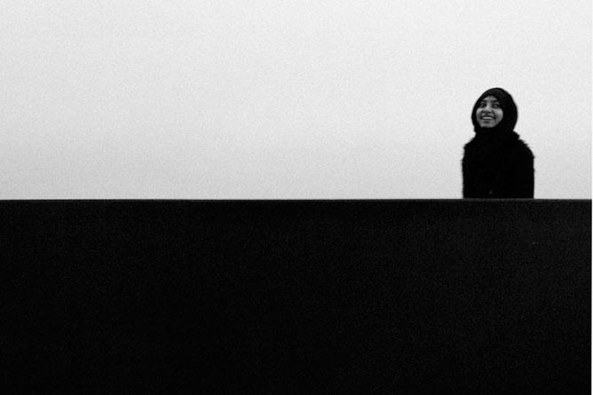 ONCE: Izložba fotografija Davida Pužada (Barselona) u DKSG | 2015